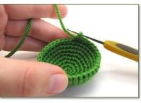 вязание игрушек изнаночной стороной наружу
